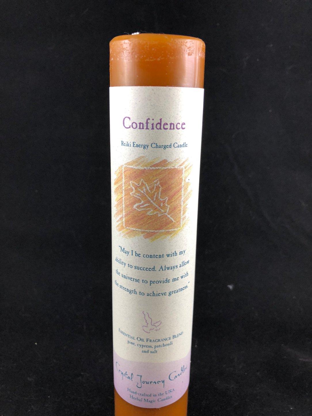 Herbal magic pillar- Confidence MP173