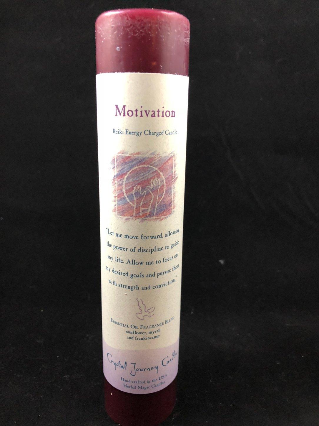 Herbal Magic Pillar-Motivation MP186