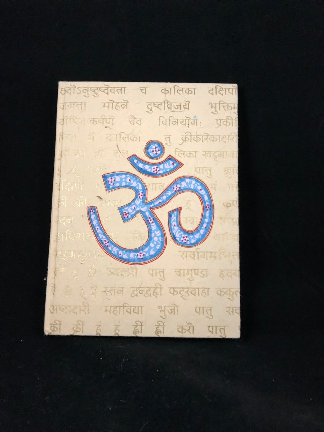 Cosmic Om Sanskrit Journal MP196