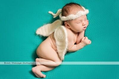 Angel Baby Crochet Pattern