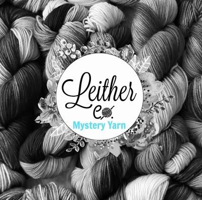 Mystery Hand Dyed Yarn