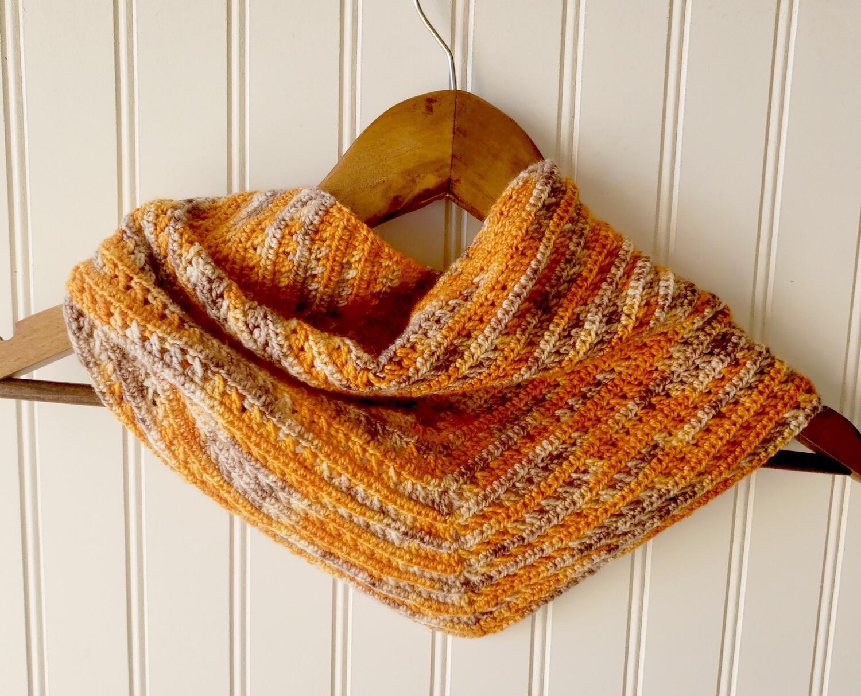 Autumn Shawl Crochet Pattern