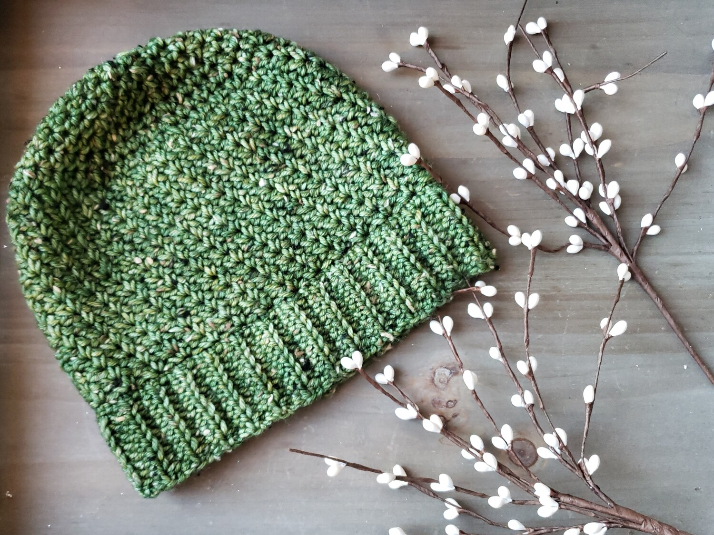 Willow Beanie Crochet Pattern