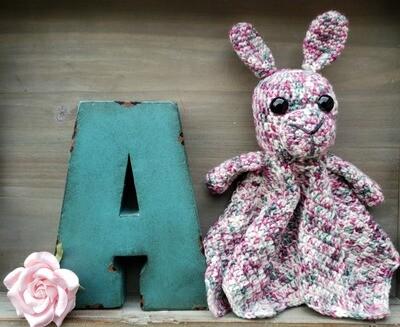Llama Lovey Crochet Kit