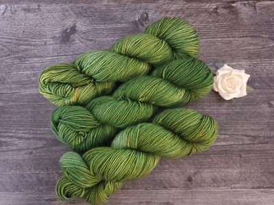 Avocado Hand Dyed Yarn