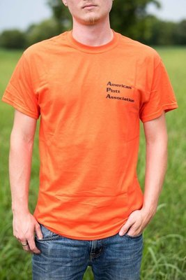 Hunter Orange Field T