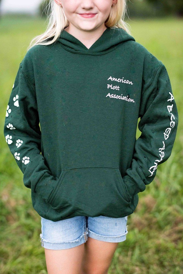 Youth Green Hoodie 00030