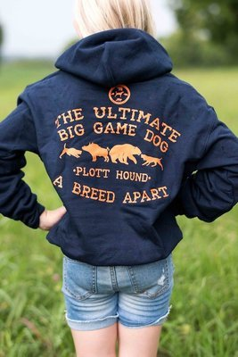 Youth Ultimate Big Game Dog hoodie