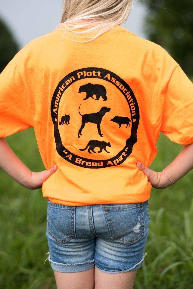Youth Orange T