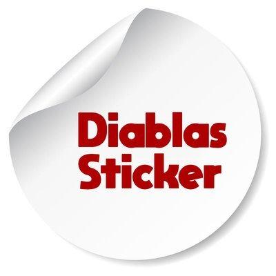 Sticker | Las Diablas