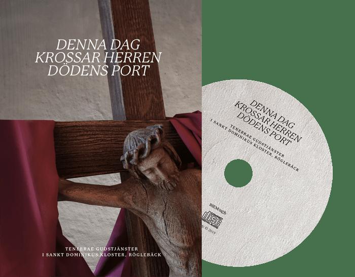 Denna dag krossar Herren Dödens Port (CD-skiva)