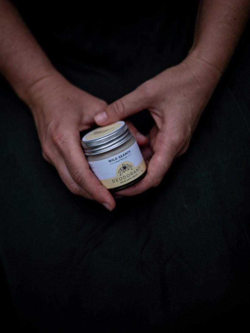 Deodorant - Lemon Myrtle (60g) 00009