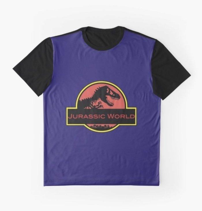 Jurassic Wrld Tee