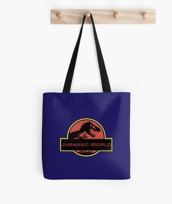 Jurassic Wrld Bag