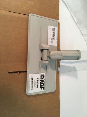 Utility Pad holder swivel (Black or Grey)