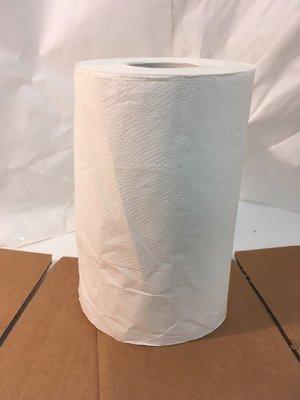 Paper Towel Roll 205' 24 Rolls white/swan
