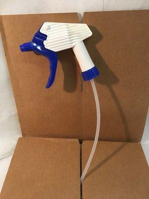 Trigger Sprayer High Output Blue