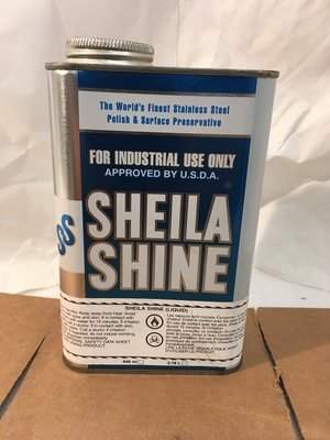 Polish - Sheila Shine 1 Quart