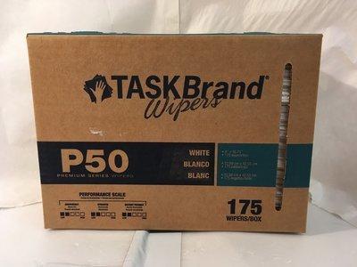Wiper Taskbrand P50 Wiper 175/count