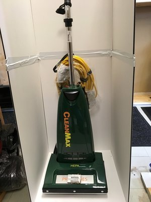 Vacuum Cleaner New Upright CleanMax - Basic Model