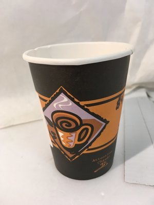 Foodservice: Paper Cups 12oz - 50/cups sleeve - 1000 case