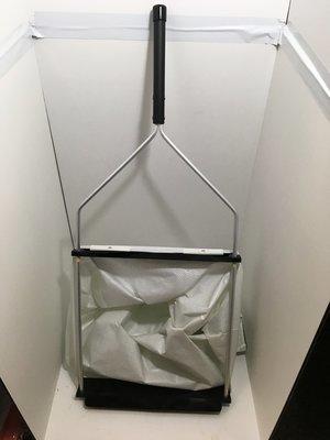 DustPan Scoop Hoop c/w hd bag