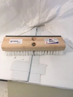 Deck Scrub Brush 11