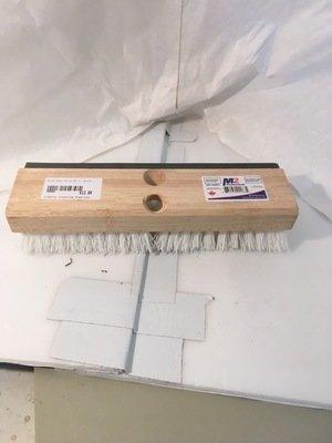 Deck Scrub Brush 11