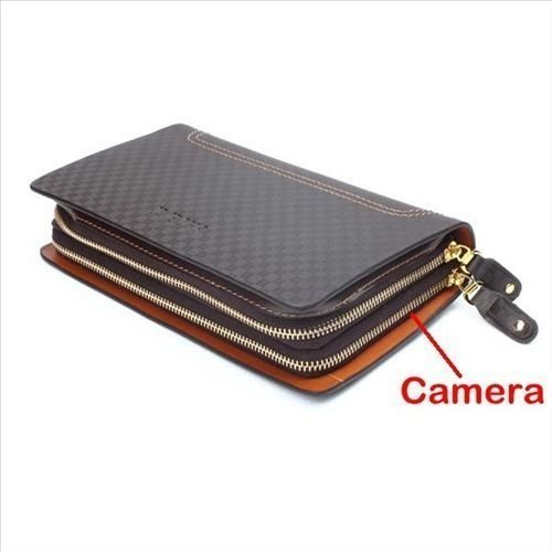 Handbag Bag Hidden Camera 1280*720 AVI 30fps with Remote Control Build in 8GB Memory BC230086CSC