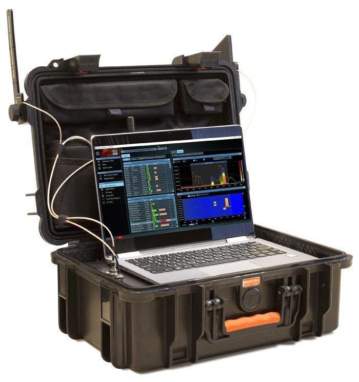 Delta X 100/4 Spectrum Analyzer KJB - DX100-4