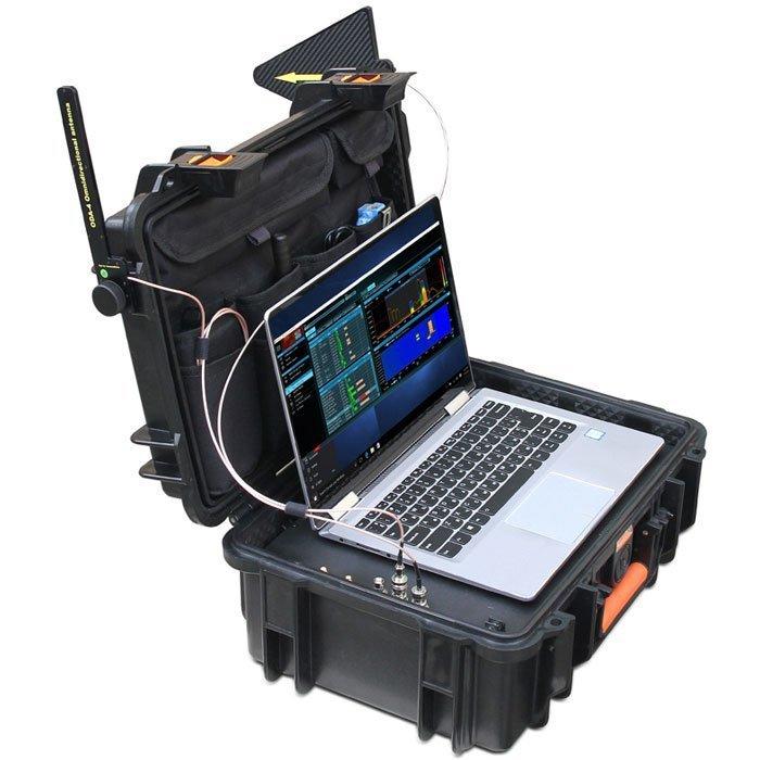 Delta X 2000/6 Real time Spectrum Analyzer KJB - DX2000-6