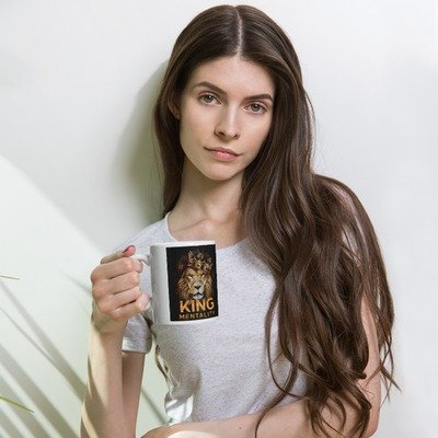 Mug: King Mentality