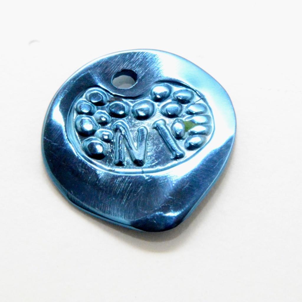 le NiTi Titane bleu 00073
