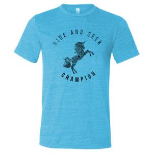 Aqua Unicorn Shirt Large 00025