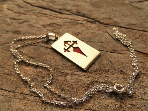 An lovely gift of faith to promote strength and hope