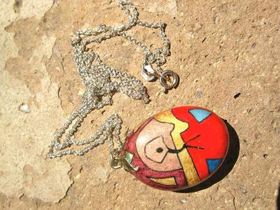 Charm necklace - JOY