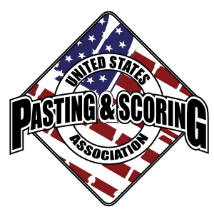 U.S. Pasting and Scoring Association & GFDS Stickers