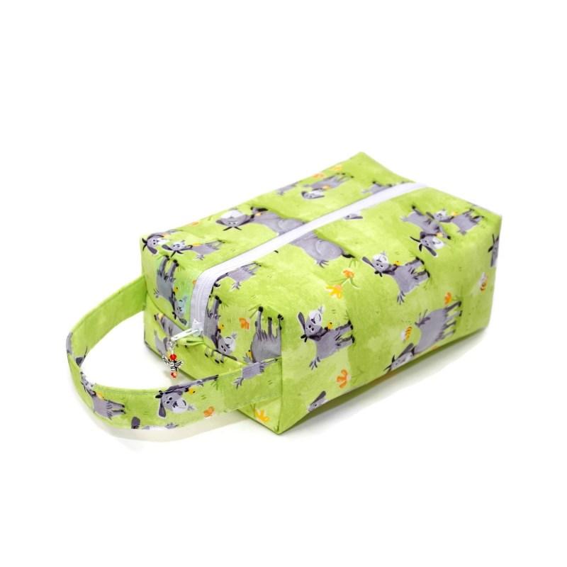 Hildy the Goat - Regular Box Bag