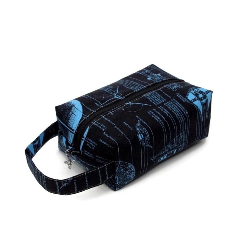 Star Wars - Schematics - Regular Box Bag StarWars-00049