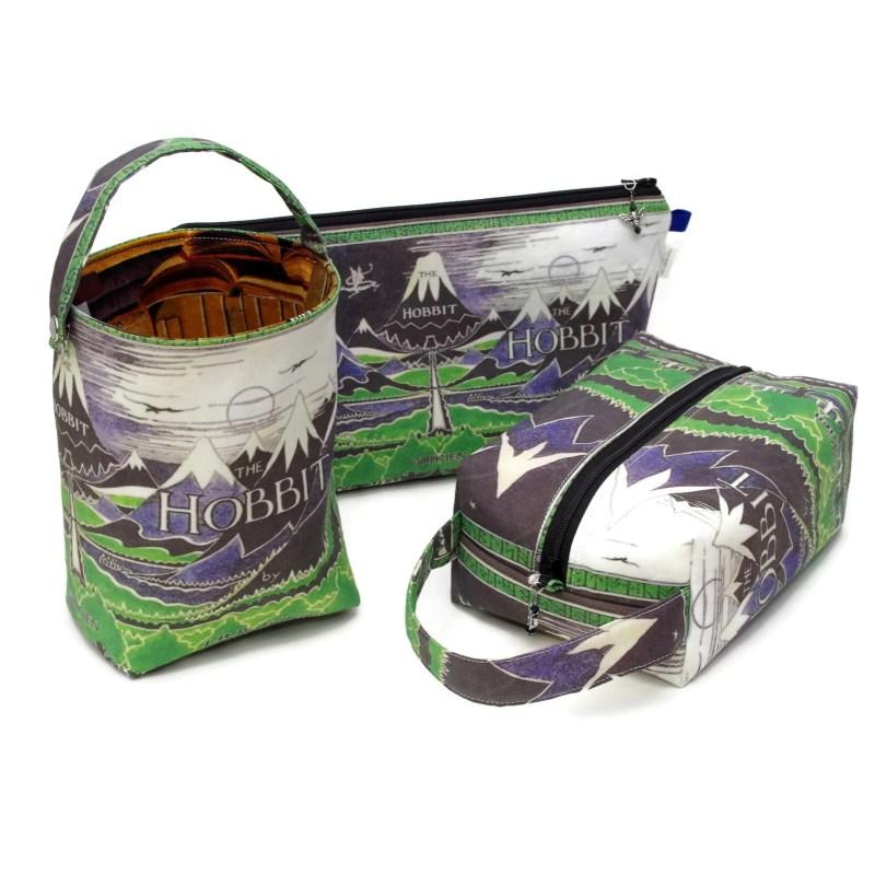 Hobbits - Regular Box Bag