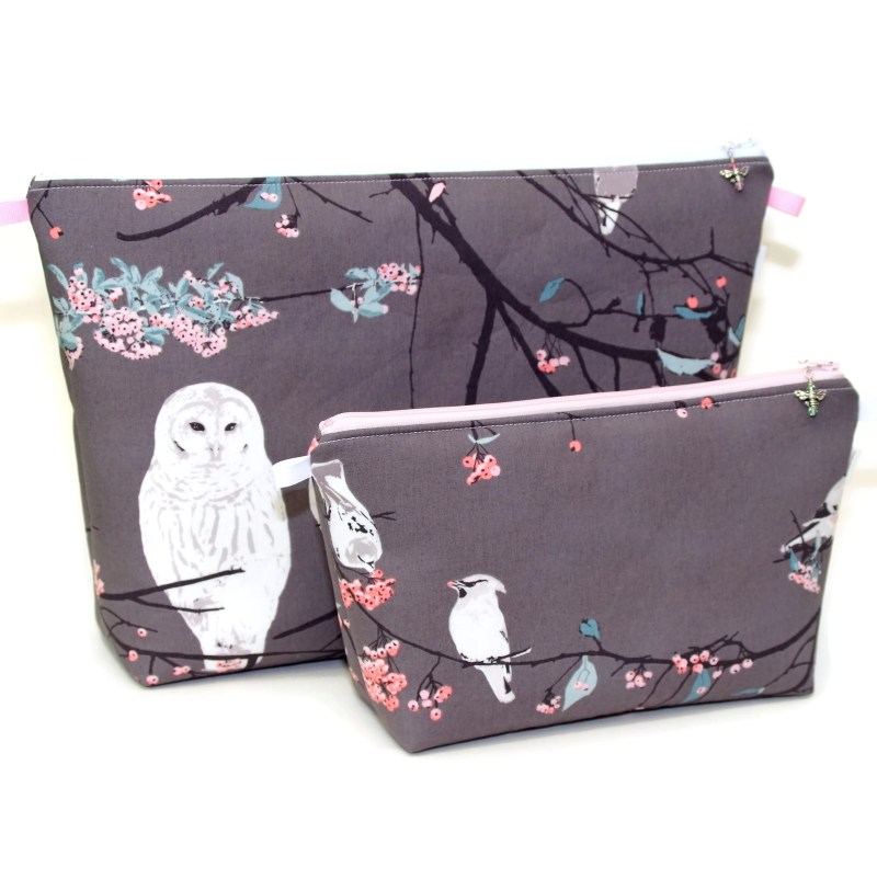 Bird Songs - Regular Wedge Bag