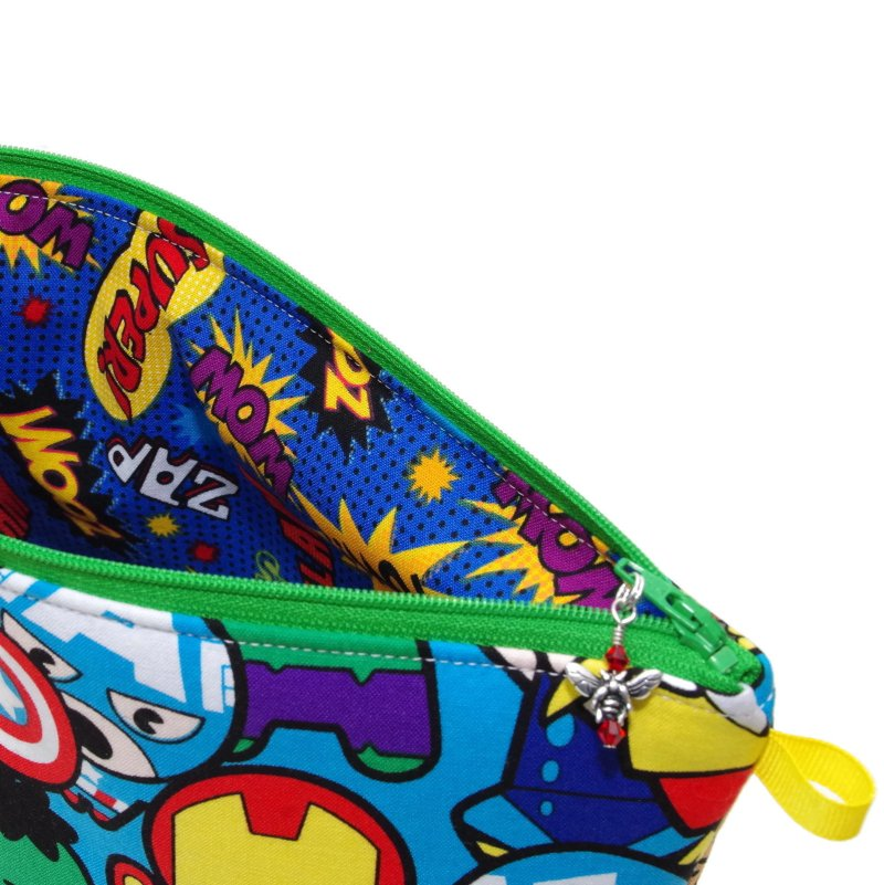 Marvel Kawaii - Large Wedge Bag