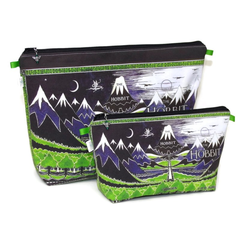 Hobbits - Large Wedge Bag