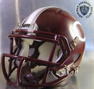 Beaumont Central Jaguars HS 2013 (TX) (mini-helmet)