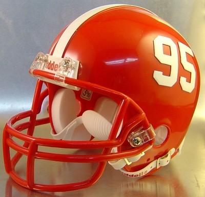 Bridge City Cardinals HS 1992-1994 (TX) (mini-helmet)