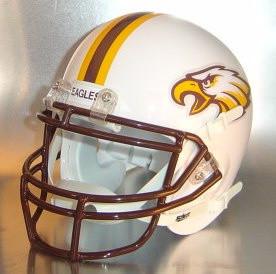 Brownsville Hanna Eagles HS 2012 (TX) (mini-helmet)