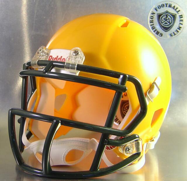 Houston Sharpstown Apollos HS 2012-2015 (TX) (mini-helmet)