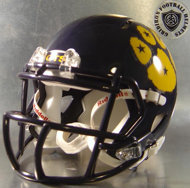 La Marque Cougars HS 2006 (TX) (mini-helmet)