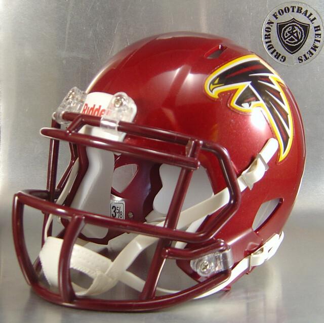 Los Fresnos Falcons HS 2006-2010 (TX) (mini-helmet)