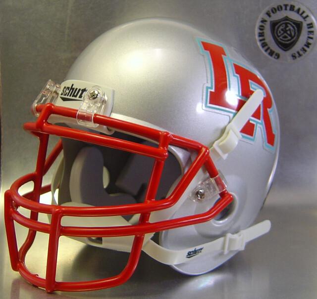 Lumberton Raiders HS (TX) Throw back 1990's (mini-helmet)